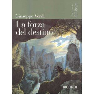 La fuerza del destino - RICORDI BMG / Verdi  - Libro