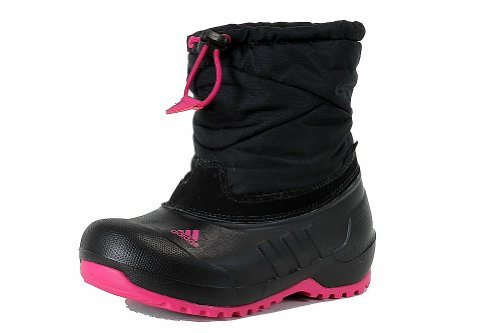 Adidas Girl's Fashion Boots Winter Fun PrimaLoft Snow Shoes