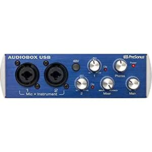 PreSonus AudioBox USB 2x2 USB Recording Interface