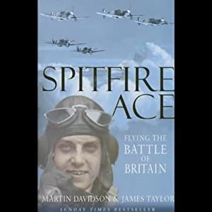 Spitfire Ace Audiobook