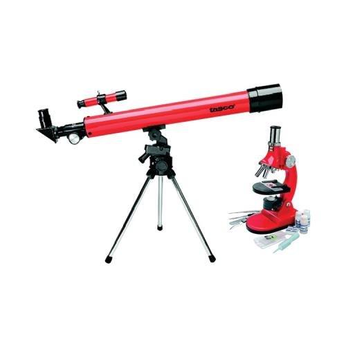Jaybrake 49Tn Tasco 49Tn Refractor Telescope & Microscope Combo