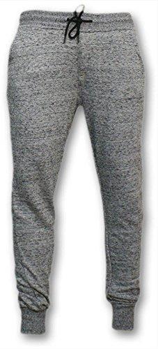 Eleven Paris -  Pantaloni  - Uomo grigio L
