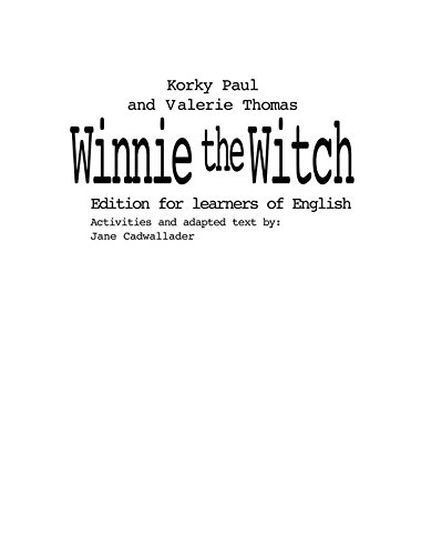 Winnie the Witch: Story Book (with Activity Booklet)