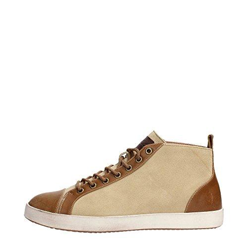 Mcs 161.M.463 70 Sneakers Uomo Scamosciato Light Brown Light Brown 44