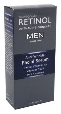 Best Cheap Deal for Retinol Anti-Wrinkle Facial Serum For Men from Skincare Cosmetics - Free 2 Day Shipping Available