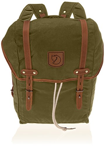 Fjallraven Rucksack No.21 Daypack, Green, Medium