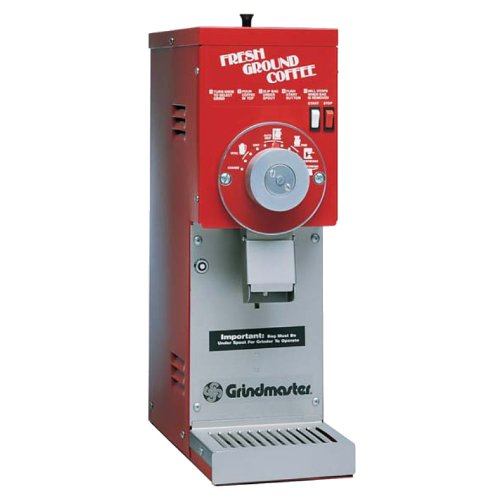 Grindmaster 835 1.5 Pound Burr Coffee Grinder With Turkish to Coarse Grinding Selections