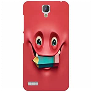 Redmi Note Prime Back Cover - Crazy Designer Cases