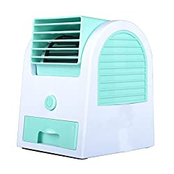 Finger's Mini Fragrance Air conditioner Cooling Fan Pista