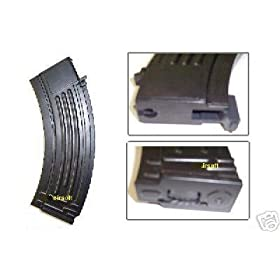 400 Round Hi Cap Magazines for Ak 47 Style Airsoft Electric Rifle