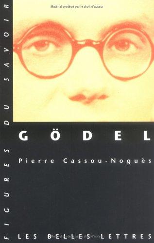 Godel (Figures Du Savoir) (French Edition) PDF