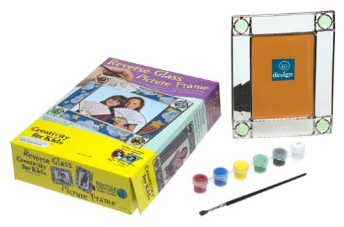 Creativity for Kids Reverse Glass Picture Frame Kit