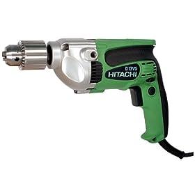Hitachi D13VG 9 Amp 1/2-Inch Drill