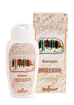Ginseng Anti Hair Loss Shampoo with Keratin, Panthenol, Amino Acids & Minerals