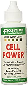 Positive Power Nutritionals Cell Power Drops 2 fl. oz.