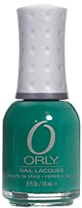Orly Nail Lacquer, Lucky Duck, 0.6 Fluid Ounce