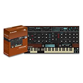 M-Audio Gforce Minimonsta Minimoog Modeled Synth