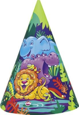 Jungle Safari Party Hats