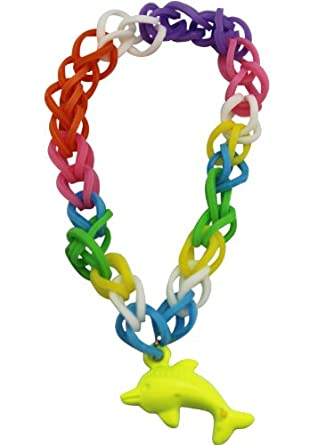 Rainbow loom dolphin - photo#51