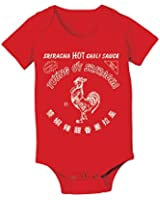 Sriracha Hot Chili Sauce Baby One Piece