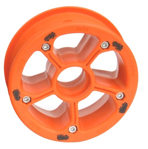 MBS Rock Star II Hub- Orange- Single