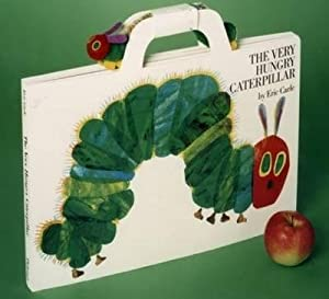 365 Great Children's Books: Day 72: The Very Hungry ... |Hungry Caterpillar Book