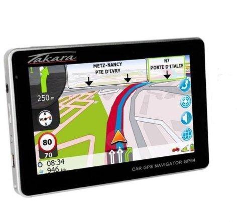 TAKARA Navigationssystem GP64 Europa