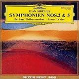 シベリウス:交響曲第2番&第5