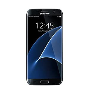 Samsung Galaxy S7 Edge, Black 32GB (Verizon Wireless)