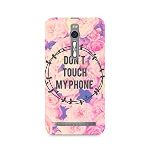 TAZindia Printed Hard Back Case Cover For Asus Zenfone 2