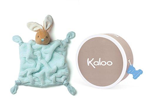 Kaloo K969474 - Plume Doudou Coniglio, Turchese, 20 cm