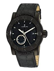 Corum Men's 37351698/F221 Romulus Black Dial Watch