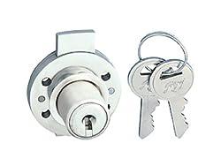 Godrej Multi Purpose Round Lock Nickel By Smart Shophar [Kitchen & Home]