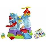 Hasbro Playskool Weebles Weebalot Castle