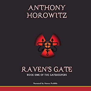 Raven's Gate Audiobook