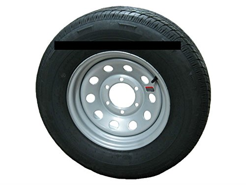 PR Rainier ST Radial Trailer Tire on 15