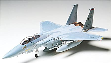 Tamiya - 61029 - Maquette - Mcdonnel F-15C Eagle - Echelle 1:48