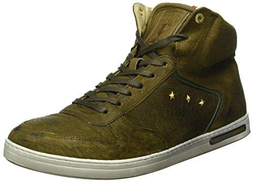 Pantofola D'OroAuronzo Uomo Mid - Scarpe da Ginnastica Basse Uomo , Verde (grün (.Icu)), 41