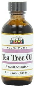 21st Century Tea Tree Oil, 2-Ounce,