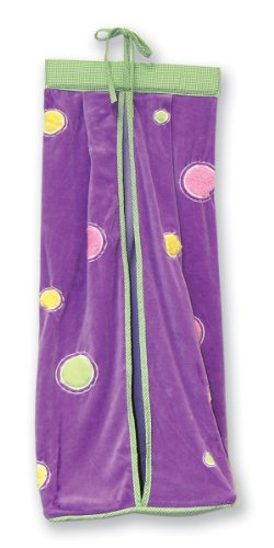 Trend Lab Baby Butterfly Diaper Stacker (Discontinued by Manufacturer)