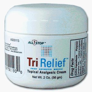 All Stop TriRelief :: Arthritis and Carpal Tunnel Pain Relief