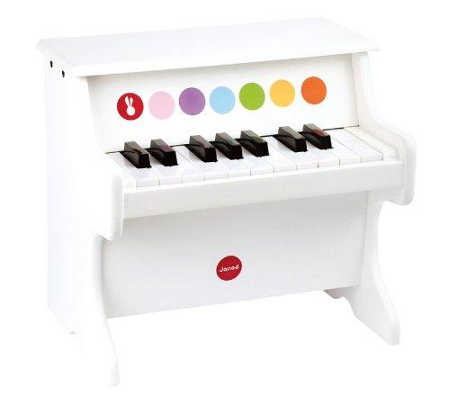 Imagen 3 de Janod 4507596 - Piano confeti [importado de Alemania]