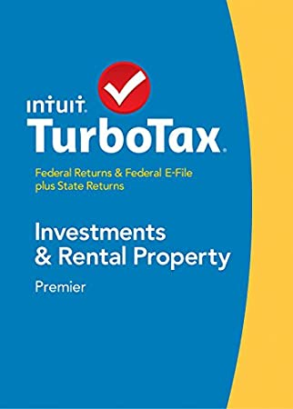 TurboTax Premier 2014 Fed + State + Fed Efile Tax Software + Refund Bonus Offer - Win
