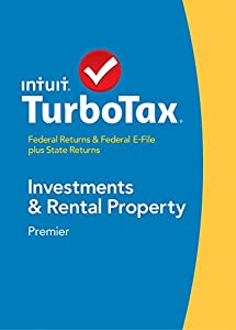 TurboTax Premier 2014 Fed + State + Fed Efile Tax Software +