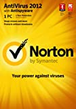 Norton AntiVirus 2012 1User  for PC