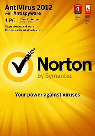 Norton AntiVirus 2012 - 1 User [Download] [Old Version]