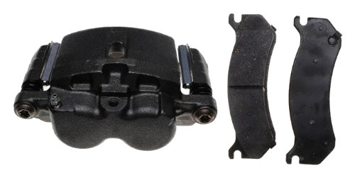 Raybestos RC11021QS Professional Grade Remanufactured, Loaded Disc Brake Caliper
