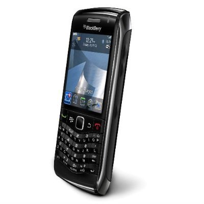 Blackberry 9100 Pearl 3G Unlocked Phone with 3 MP Camera, Wi-Fi, Bluetooth, Optical Trackpad and GPS–International Version with Warranty (Black)