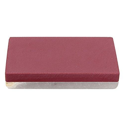 3000 &10000# Grit Knife Razor Sharpener Fine Stone Polishing Sharpening Whetstone Oilstone