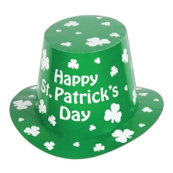 Happy St Patrick's Day Hi-Hat - 1
